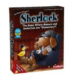 Amazon.com: Sherlock: Toys & Games