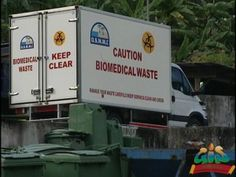 Biomedical Waste pose a great risk to one and all
