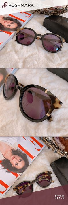 9a403dab8bd66 Ted Baker women Round sunglasses Tb140 Come with case Brand new Ted Baker  Accessories Ted Baker