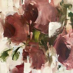 Grey Wall Decor, Modern Wallpaper, Big Flowers, Art Day, Watercolor Flowers, Flower Vases, Lovers Art, Art Images, Art Inspo