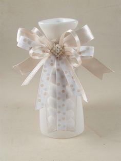 Vasetto ceramica per bomboniere. Idee per wedding planner. Clicca e scopri tutte le idee. shopguerrini.com