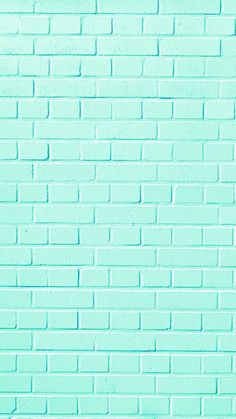 Wall brick wallpaper 26 New ideas Pastel Color Wallpaper, Mint Wallpaper, Iphone Background Wallpaper, Blue Wallpapers, Tumblr Wallpaper, Colorful Wallpaper, Galaxy Wallpaper, Aesthetic Iphone Wallpaper, Screen Wallpaper