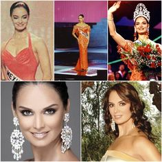 Lupita Jones- the first Mexican to be crowned Miss Universe
