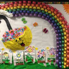 Image result for bulletin board ideas for spring