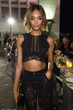 Jourdan Dunn has revealed in an interview that she was severely bullied at school, which led to her suffering from incredibly low self-esteem
