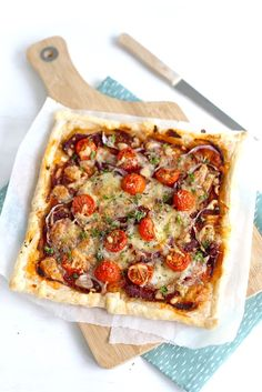 Love Food, A Food, Food And Drink, Vegetarian Recipes, Cooking Recipes, Healthy Recipes, Healthy Cooking, Tortilla Vegan, Quiches