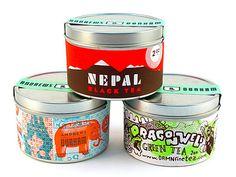 Beautiful packaging for Nepal Thea