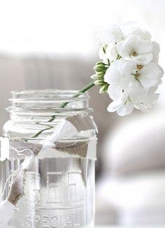 Little White Flower