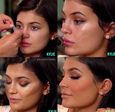image discovered by Anaïs. Discover (and save!) your own images and videos on We Heart It (prom eye makeup kylie jenner) Kylie Jenner Makeup 2017, Kylie Makeup, Prom Eye Makeup, Estilo Kylie Jenner, Kylie Jenner Look, Skin Makeup, Kylie Jenner Makeup Birthday, Kylie Jenner Makeup Tutorial, Kylie Jenner Hair