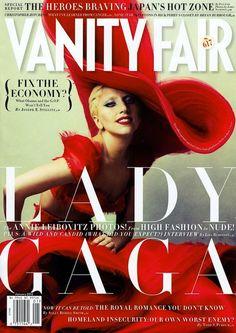 Comemorando o aniversário de Gaga com suas melhores capas