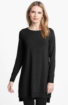 Eileen Fisher Jersey Layering Dress available at #Nordstrom