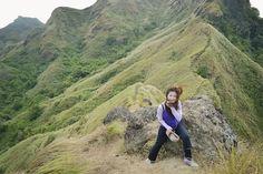 Hiking Mt. Batulao