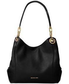 930879ffce Michael Kors Fulton Large Charm Hobo & Reviews - Handbags & Accessories -  Macy's