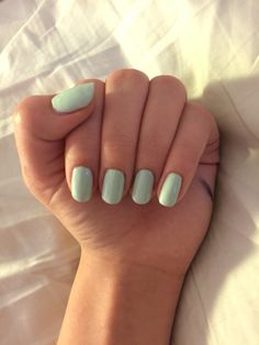 I did my nails two times yesterday, here is the second color