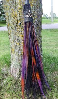 Broom Besom Witches Broom Witchcraft Wicca by WayOfTheCauldron, $50.00
