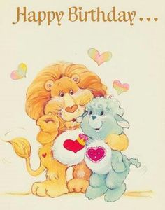 Care Bear Cousins: Brave Heart Lion & Gentle Heart Lamb