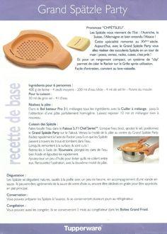 Cocina – Recetas y Consejos Tupperware Recipes, Food Inspiration, Vegetarian, Snacks, Cooking, Party, Gd, Desserts, Diners