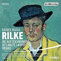 """Ein weiteres Hörbuch-Muss in meiner #AudibleApp: """"Die Aufzeichnungen des Malte Laurids Brigge"""" von Rainer Maria Rilke, gesprochen von Jens Harzer."""