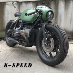 Best Picture of Cafe Racer Bmw No, you simply should appreciate riding brilliant motorcycles. This features became distinctive for this type of custom motorcycles even updated. Bmw Cafe Racer, Gs 500 Cafe Racer, Moto Cafe, Cafe Bike, Custom Cafe Racer, Cafe Racer Build, Cafe Racer Motorcycle, Motorcycle Design, Motorcycle Style