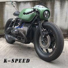 bmw r80 cafe raccer by k-speed