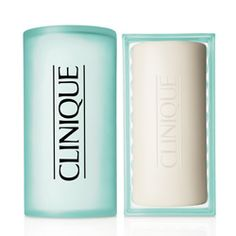 my favorite facial soap: Acne Solutions Cleansing Bar for Face and Body | Clear Skin System | Acne | Clinique