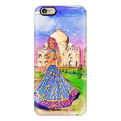 iPhone 6 Plus/6/5/5s/5c Case - Meet Me In Agra, India ($40) ❤ liked on Polyvore featuring accessories, tech accessories, iphone case, apple iphone cases and iphone cover case