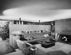 1951 ... Shulman House - Raphael Soriano | Flickr - Photo Sharing!
