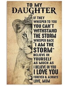 Love You Daughter Quotes, Mother Daughter Quotes, I Love My Daughter, Love Quotes For Him, Mom Quotes, Life Quotes, Son Quotes From Mom, Poem For My Son, My Beautiful Daughter