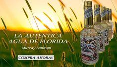 Agua de Florida  original Murray Lanman
