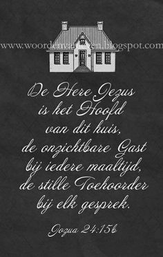 Jozua 24:15b