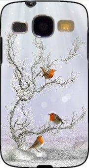 coque winter wonderland pour Samsung Galaxy Core Plus G3500