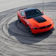 Ford Mustang Boss 302 http://revista.webmotors.com.br/revista-webmotors