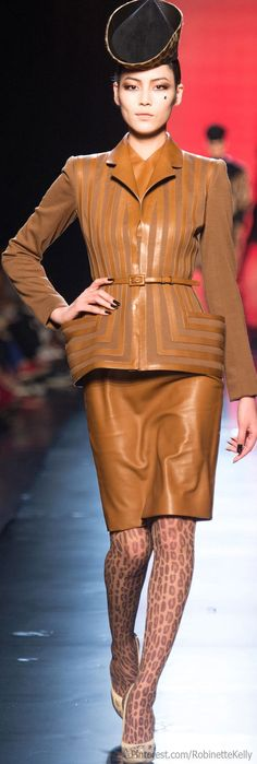 Jean Paul Gaultier Haute Couture | F/W 2013 | The House of Beccaria~
