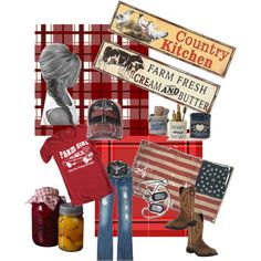 """""""Just A Good 'Ole Girl"""" by knturner on Polyvore"""