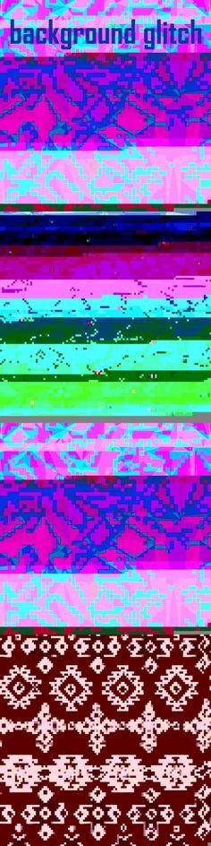 glitch background & textures. Textures. $3.00
