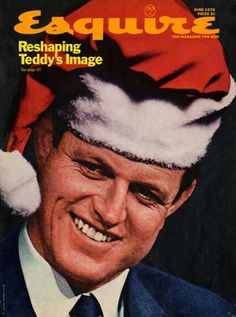 Through the years, The Kennedy Family has shared their wisdom in these Esquire cover stories. Ted Kennedy, Robert Kennedy, Teddy Images, Work Relationships, Popular Magazine, Best Speakers, John Fitzgerald, Lp Cover, Cover Art