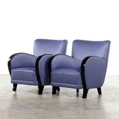 Pair Of Art Deco Armchairs | www.bocadolobo.com/ #luxuryfurniture #designfurniture