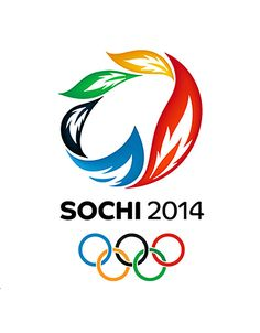 sochi 2014 -- logo design