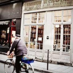 Paris shop