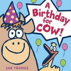 April 29, 2015. Despite the objections of Pig and Mouse, Duck insists on adding a special ingredient to the cake they are making to celebrate Cow's birthday.