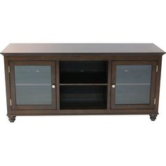 """Best Buy - Premier RTA - Simple Connect Middleton TV Stand for Most Flat-Panel TVs Up to 60"""" $329.99 (CALL 19"""" D, 60"""" W, shelf width?)"""