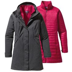 Patagonia Vosque 3-In-1 Parka - Womens | Patagonia for sale at US Outdoor Store
