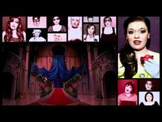 "One Woman A Cappella Disney Medley  86 days, 30+ looks/characters, 13 main songs, 13 ""quoted"" songs, 1 month to edit, recorded and edited by herself. Make up and costumes done by herself.  This has got to be one of the MOST incredible things I have ever set my eyeballs on…if you don't watch this you are a fool. @quintessence"