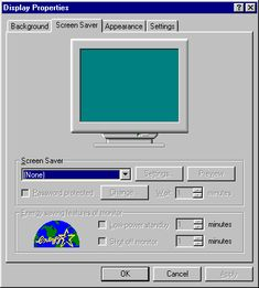 vaporwave windows Screensaver in Windows 95 (Display Properties) Art Hoe Aesthetic, Retro Aesthetic, Film Texture, Display Property, Instagram Frame Template, Windows 95, Solid Color Backgrounds, Retro Background, Old Computers
