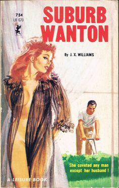Leisure Book #LB670 1965