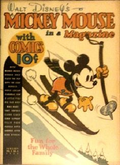 Mickey Mouse Magazine #16