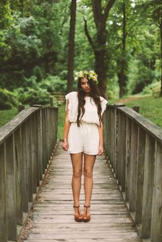Love the Hardt Boutique Lookbook! #fashion #summer #nature #photoshoot #romper