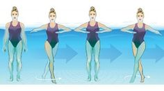 Check Out Some Of These Benefits Of Water Exercises Right Here