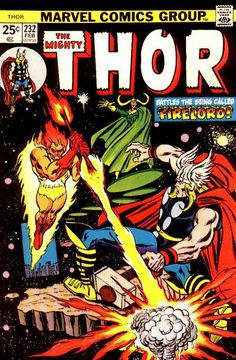 On Earth, Firelord discovers a mysterious cube. When he enters, he is confronted by a gigantic ominous being. Hercules and Sif go on a quest for the Runestaff of Kamo Tharnn. Later, Firelord attacks Thor, but during the battle Firelord comes to his senses and tells him of Loki's attack on him. Featured Characters: Thor