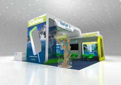 Exhibition Design by Jeon ki-hyun at Coroflot.com